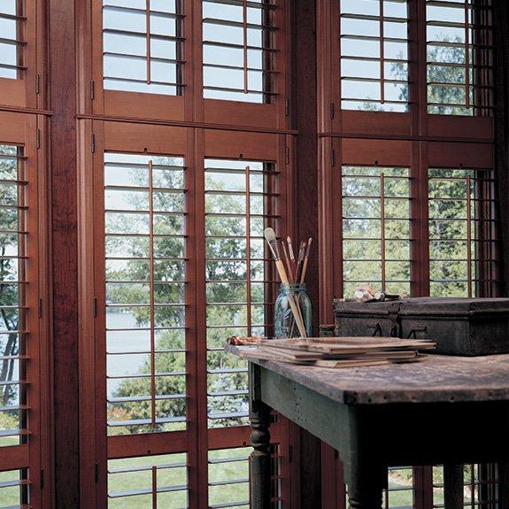 Heritance Front Tilt Bar Hardwood Living Room