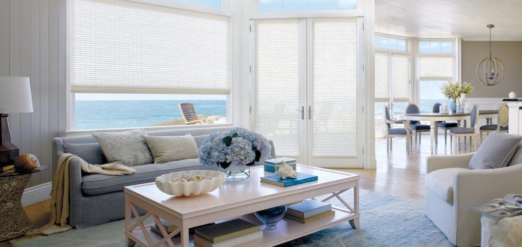 decorating with light blue