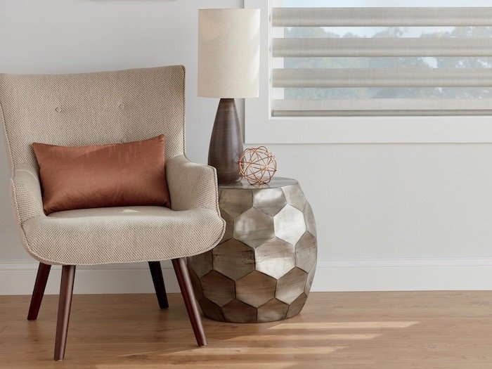 focus on your side tables