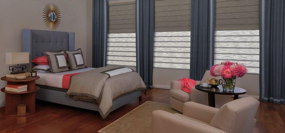 Los Altos Hills, CA window coverings