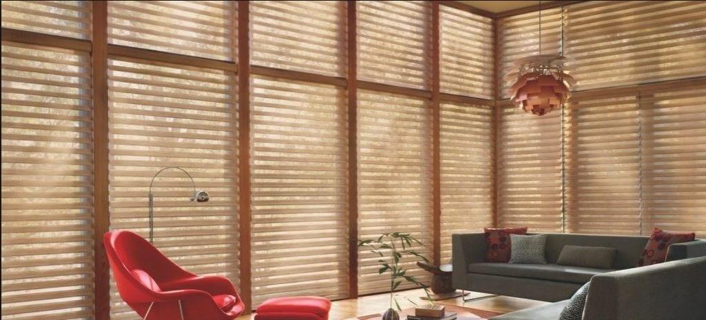 Palo Alto, CA window treatment