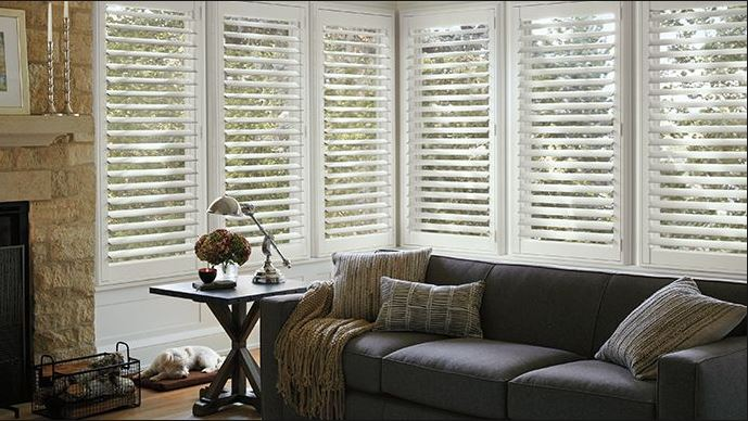 window shutters in Los Altos, CA