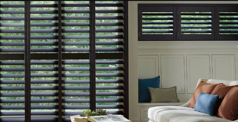 window shutters in Los Altos Hills, CA
