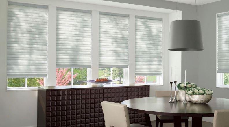 window shades in Los Altos, CA