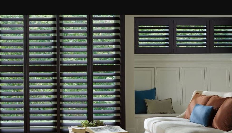 window shutters in Menlo Park, CA